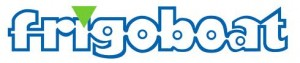 Logo frigoboat koelkasten en vrieskasten