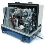 PVMV-N-8000i (8kVA) generator in Kunststof geluidskast