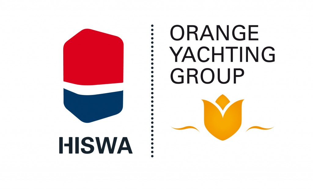 HISWA orange yachting group