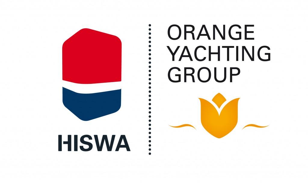 HISWA orange yachting group