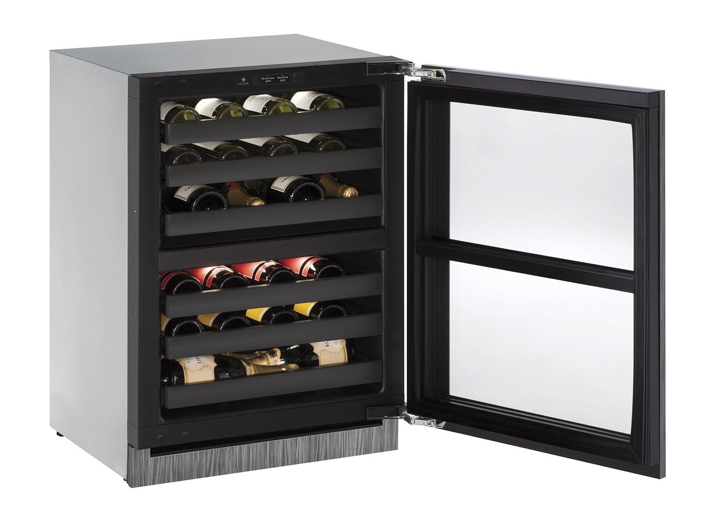 U-Line wine cellar